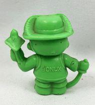 Monchichi - Bonux - Monchichi Pirate green figure