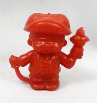 Monchichi - Bonux - Monchichi Pirate red figure