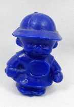 Monchichi - Bonux - Monchichi Tenniswoman blue figure