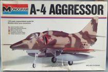 Monogram - 5411 A-4 Aggressor 1:48 Near Mint in Box