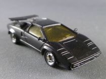Monogram Mini Exacts Ho 1/87 Lamborghini Countach Noire