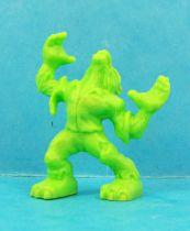 Monster in My Pocket - Matchbox - Series 1 - #03 Werewolf (vert)
