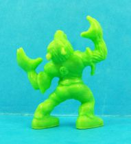 Monster in My Pocket - Matchbox - Series 1 - #03 Werewolf (vert)
