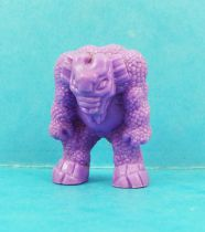 Monster in My Pocket - Matchbox - Series 1 - #04 Behemoth (purple)