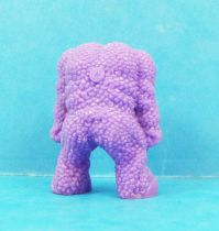 Monster in My Pocket - Matchbox - Series 1 - #04 Behemoth (violet)