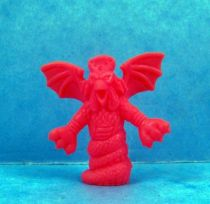 Monster in My Pocket - Matchbox - Series 1 - #07 Cockatrice (red)