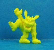 Monster in My Pocket - Matchbox - Series 1 - #23 Hobgoblin (yellow)