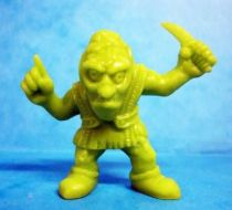 Monster in My Pocket - Matchbox - Series 1 - #25 Red Cap (green)