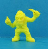 Monster in My Pocket - Matchbox - Series 1 - #25 Red Cap (yellow)