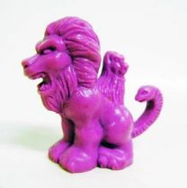 Monster in My Pocket - Matchbox - Series 1 - #30 Chimera (mallow)