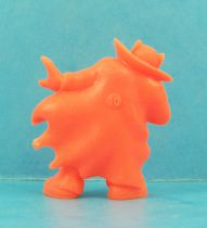 Monster in My Pocket - Matchbox - Series 1 - #33 Vampire (orange)