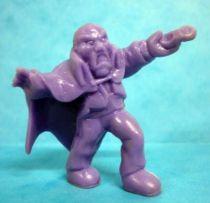 Monster in My Pocket - Matchbox - Series 1 - #38 The Phantom (violet)