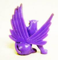 Monster in My Pocket - Matchbox - Series 1 - #40 Winged Panther (mallow)