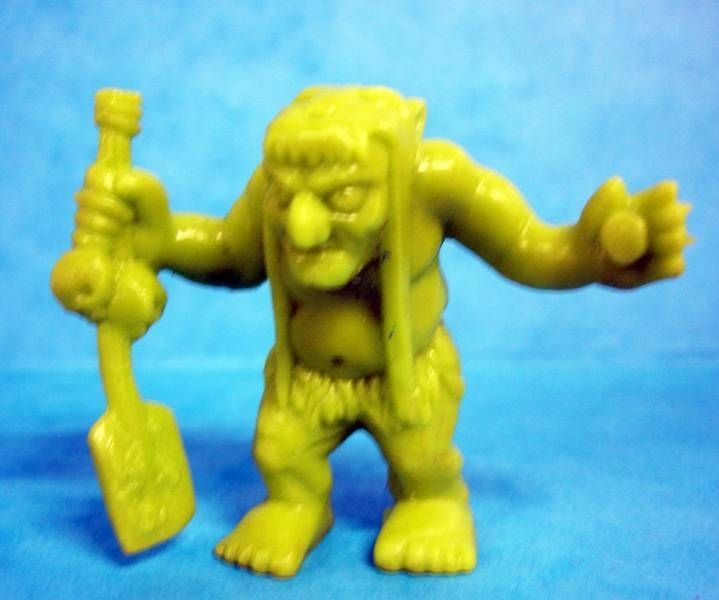 Monster in My Pocket - Matchbox - Series 1 - #42 Charon (green)
