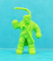 Monster in My Pocket - Matchbox - Series 1 - #46 Invisible Man (green)
