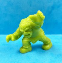 Monster in My Pocket - Matchbox - Series 1 - #48 Hunchback (green)