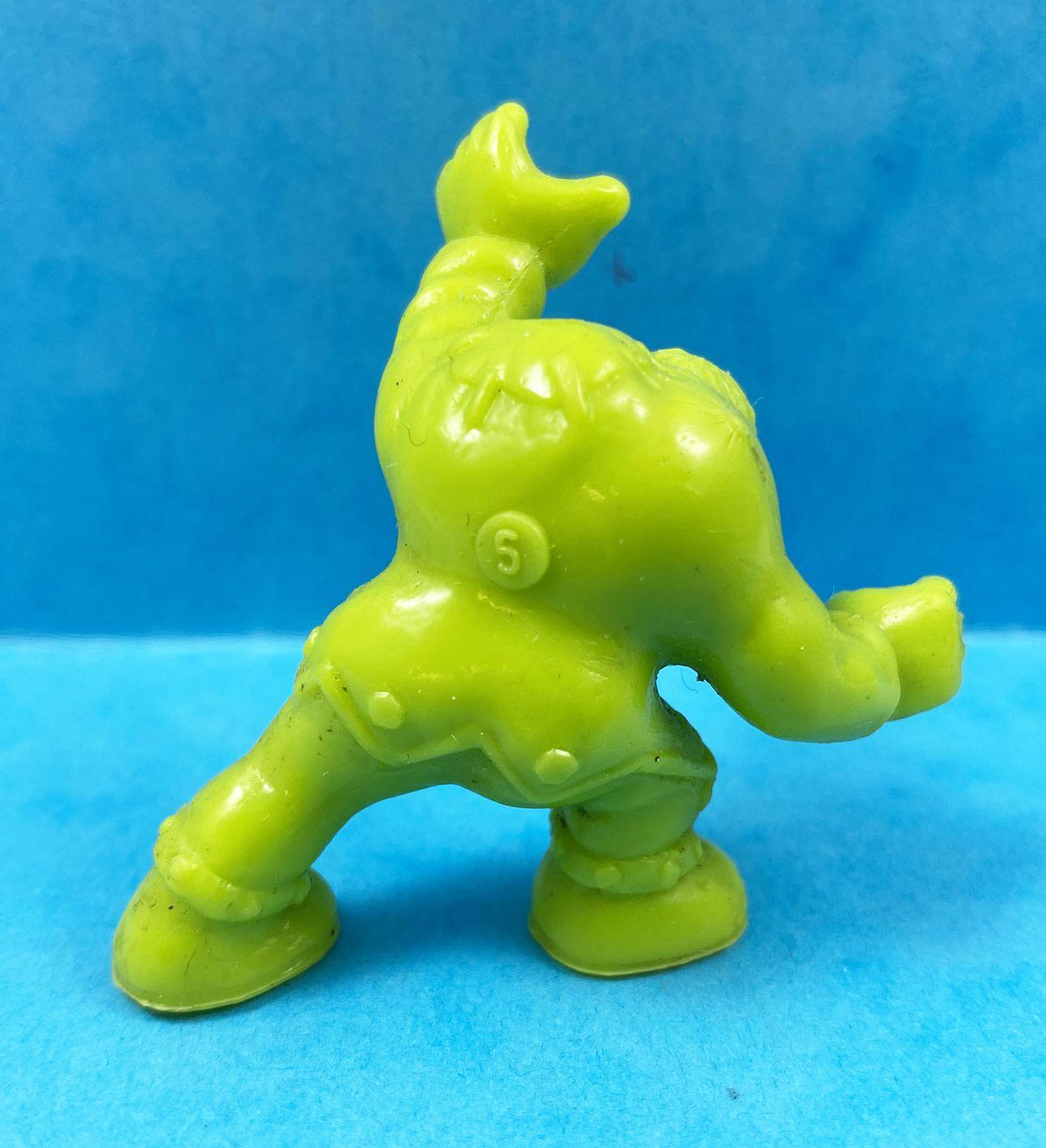 Monster in My Pocket - Matchbox - Series 1 - #48 Hunchback (green)