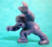 Monster in My Pocket - Matchbox - Series 1 - #48 Hunchback (violet)