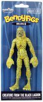 Monstres Universal - Noble Toys - Figurine Flexible La Créature du Lagon Noir