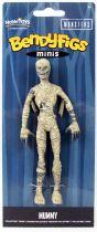 Monstres Universal - Noble Toys - Figurine Flexible La Momie