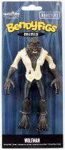 Monstres Universal - Noble Toys - Figurine Flexible Loup-garou