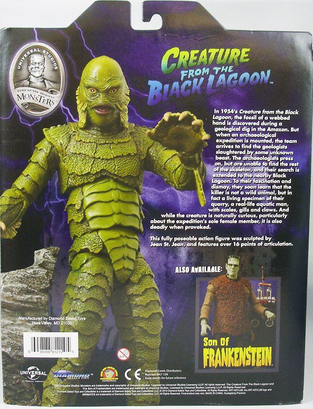 Monstres Universal Studios - Creature from the Black Lagoon - Diamond (1)
