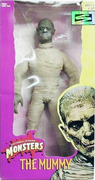 Monstres Universal Studios - Hasbro Signature Series - The Mummy (La Momie)