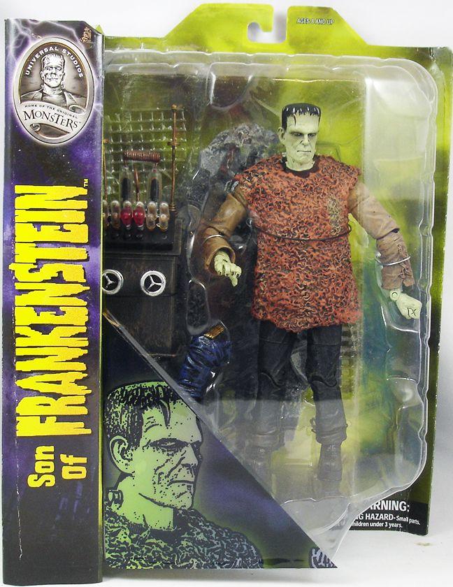 Monstres Universal Studios - Son of Frankenstein - Diamond