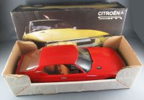 Mont Blanc 301511 Citroën SM Red Friction Drive 1:12 with Original Box
