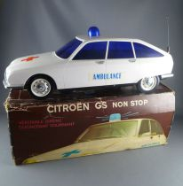 Mont Blanc 302402 Citroen GS Ambulance Battery Toy with light & sound in Box