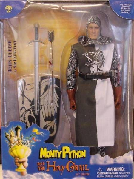 Monty Python - John Cleese as Sir Launcelot - Sideshow Toys 12\\\'\\\' figure