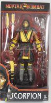 Mortal Kombat - Scorpion - Figurine 18cm McFarlane Toys