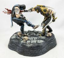 Mortal Kombat - Scorpion vs. Sub-Zero : Fatality! - Statuette PVC 14cm
