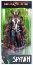 "Mortal Kombat - Spawn - McFarlane Toys 7\"" figure"