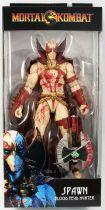 "Mortal Kombat - Spawn \""Blood Feud Hunter\"" - Figurine 18cm McFarlane Toys"