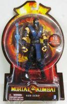 Mortal Kombat - Sub-Zero - Figurine 17cm Jazwares