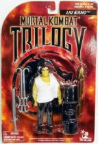 Mortal Kombat Trilogy - Liu Kang - Toy Island 5\'\' figure