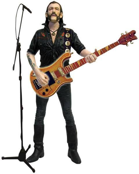 Motörhead - Lemmy Kilmister - Locoape action figure