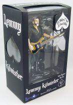 "Motörhead - Lemmy Kilmister \""Black Pick Guard Guitar\"" - Figurine articulée Locoape"