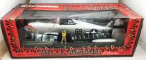 Motorworks (21st Century Toys) - P-47D Thunderbolt Razor-Back (scale 1:18)