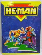 MOTU - Cahier d\'écolier - He-Man & Skeletor (Musclor vs. Skeletor)