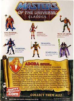 MOTU Classics - Adora