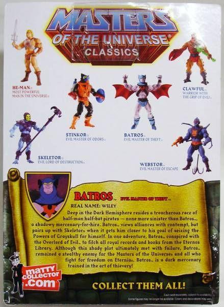 MOTU Classics - Batros