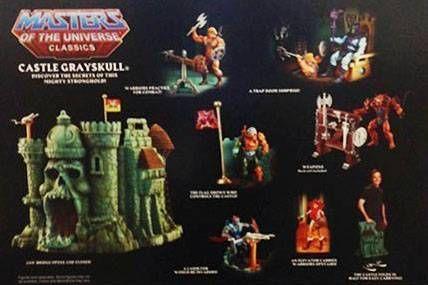 MOTU Classics - Castle Grayskull