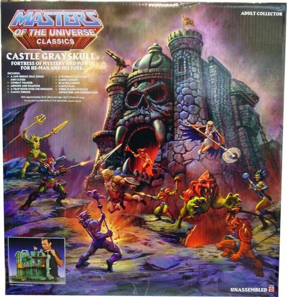 Masters of the Universe: Revelation Motu-classics---castle-grayskull-playset-p-image-301819-grande
