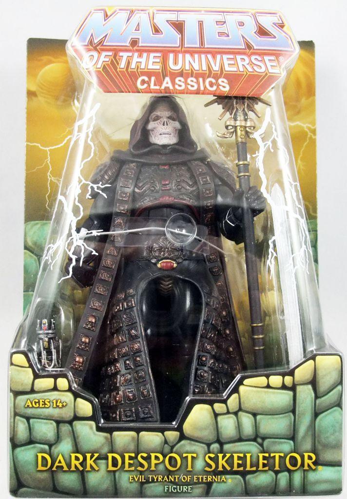 MOTU Classics - Dark Despot Skeletor (1987 Movie - William Stout Collection)