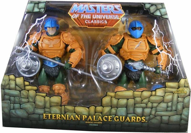 MOTU Classics - Eternian Palace Guards