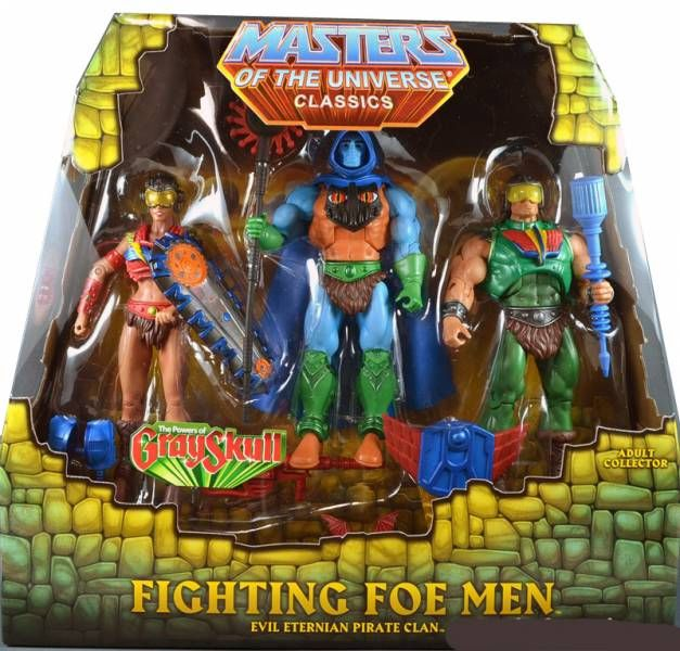 MOTU Classics - Fighting Foe Men