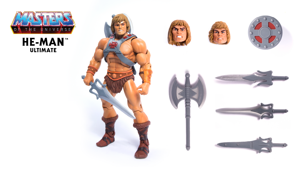 MOTU Classics - He-Man (Ultimate)
