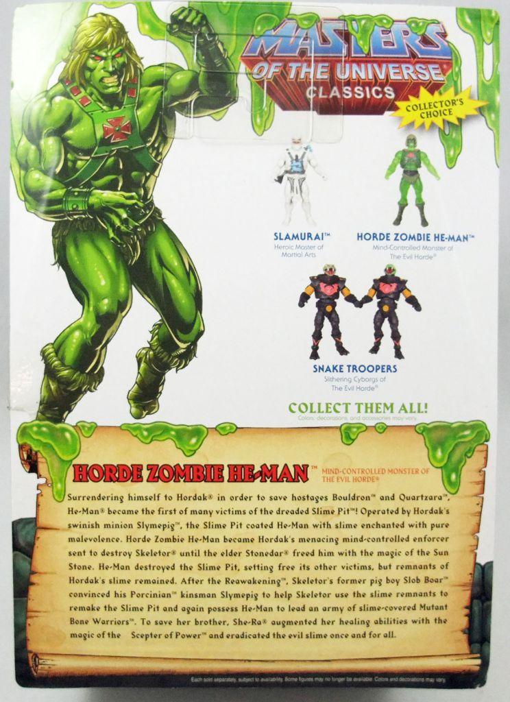 MOTU Classics - Horde Zombie He-Man (Power-Con Exclusive)
